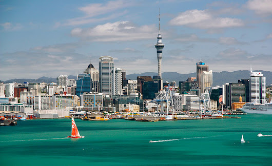 Money Mover Country Report - International payments to New Zealand