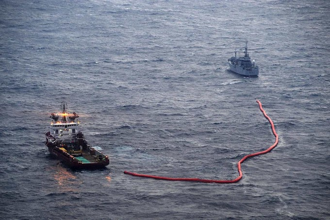 Obama's Failure's In The Gulf Oil Spill Cleanup