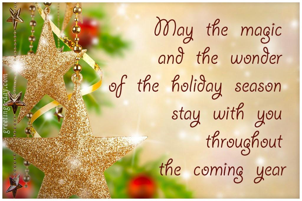 merry christmas wish