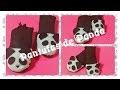 DIY : Pantufa de panda #VMTODODIA #04