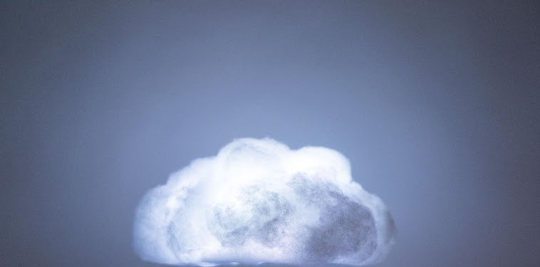Touch Of Modern Cloud Lamp