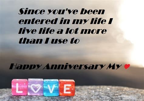 Sensible Marriage Anniversary Quotes Wishes For Wife