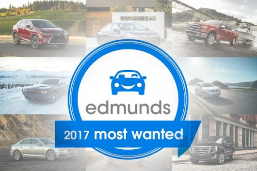 Our Most Wanted Awards: Edmunds Picks the 16 Most Coveted Vehicles | Edmunds