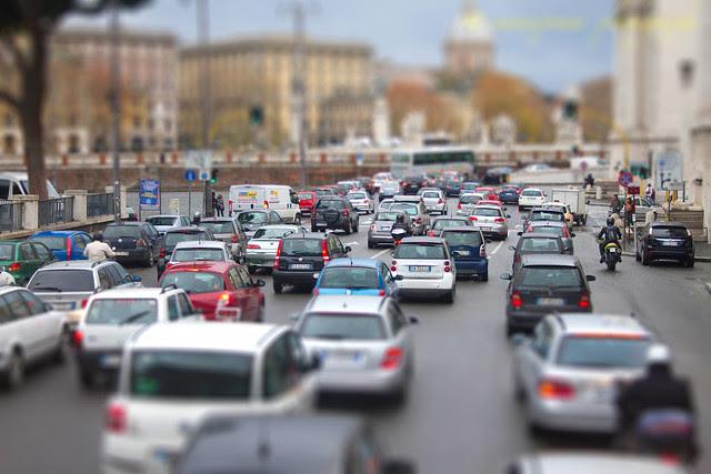 Rome Traffic TS