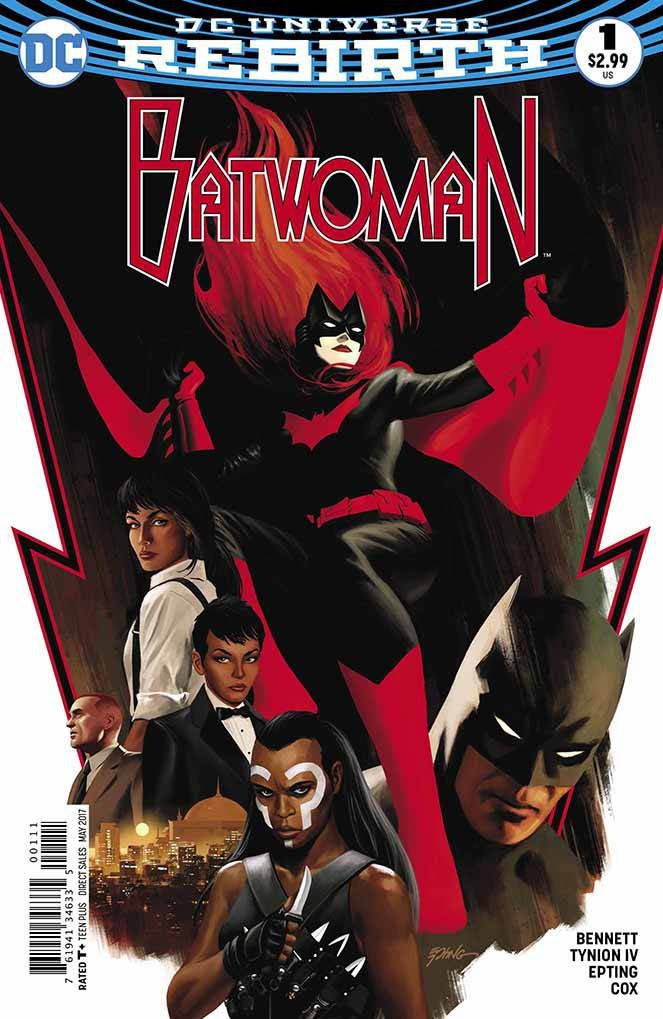 Image result for Batwoman #1