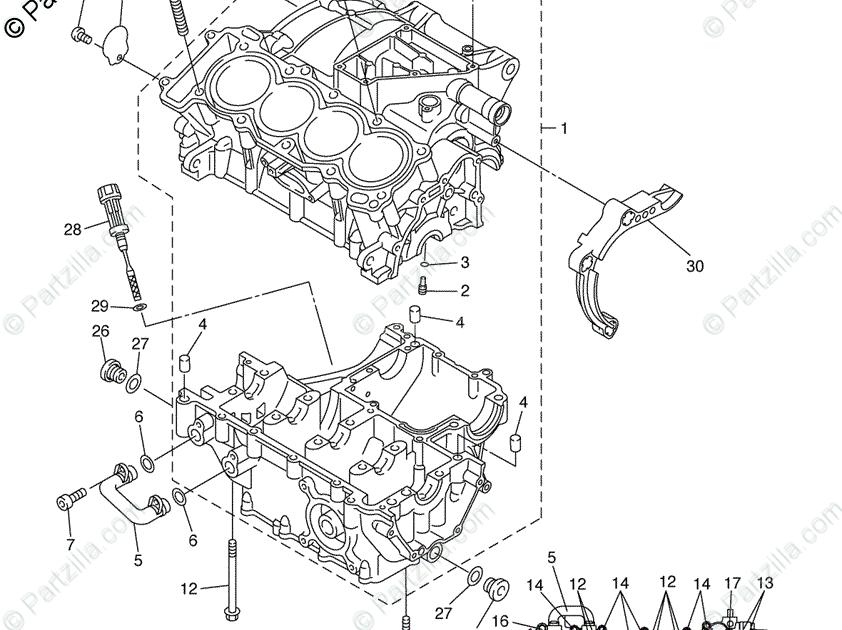 29 2007 Yamaha R6 Parts Diagram