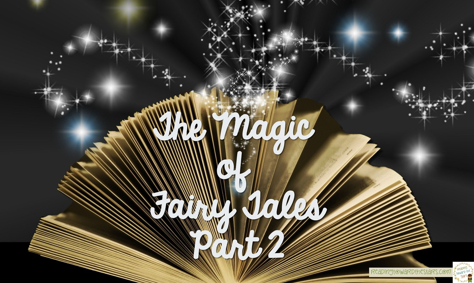 Fairy tales are great for helping with various comprehension strategies. The simplicity of them helps readers understand some tricky skills.