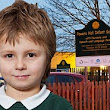 Parents furious after little Logan is expelled from infant school for stealing, vandalism and kicking teacher in the face - and he's still only FIVE years old