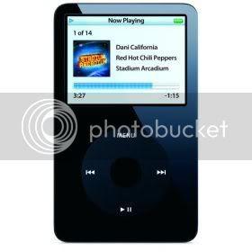 80GB iPod.