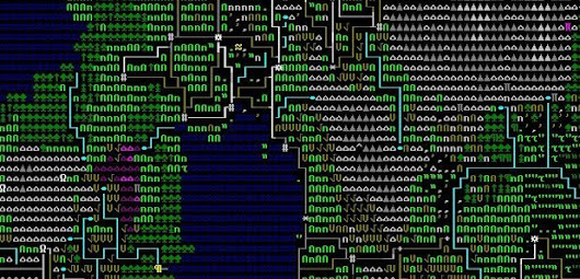 The Brief and Incredibly Poetic Life of Bañec Hazyblockades: a Dwarf Fortress diary