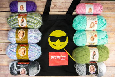 Assorted Deborah Norville Yarn Bundle