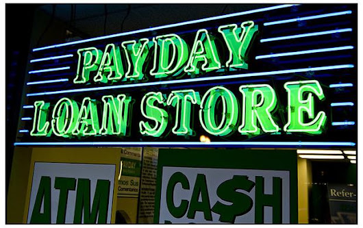 The True Cost of a Payday Loan – INFOGRAPHIC