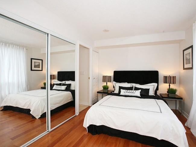 Kleines Schlafzimmer einrichten - 25 Ideen für Raumplanung