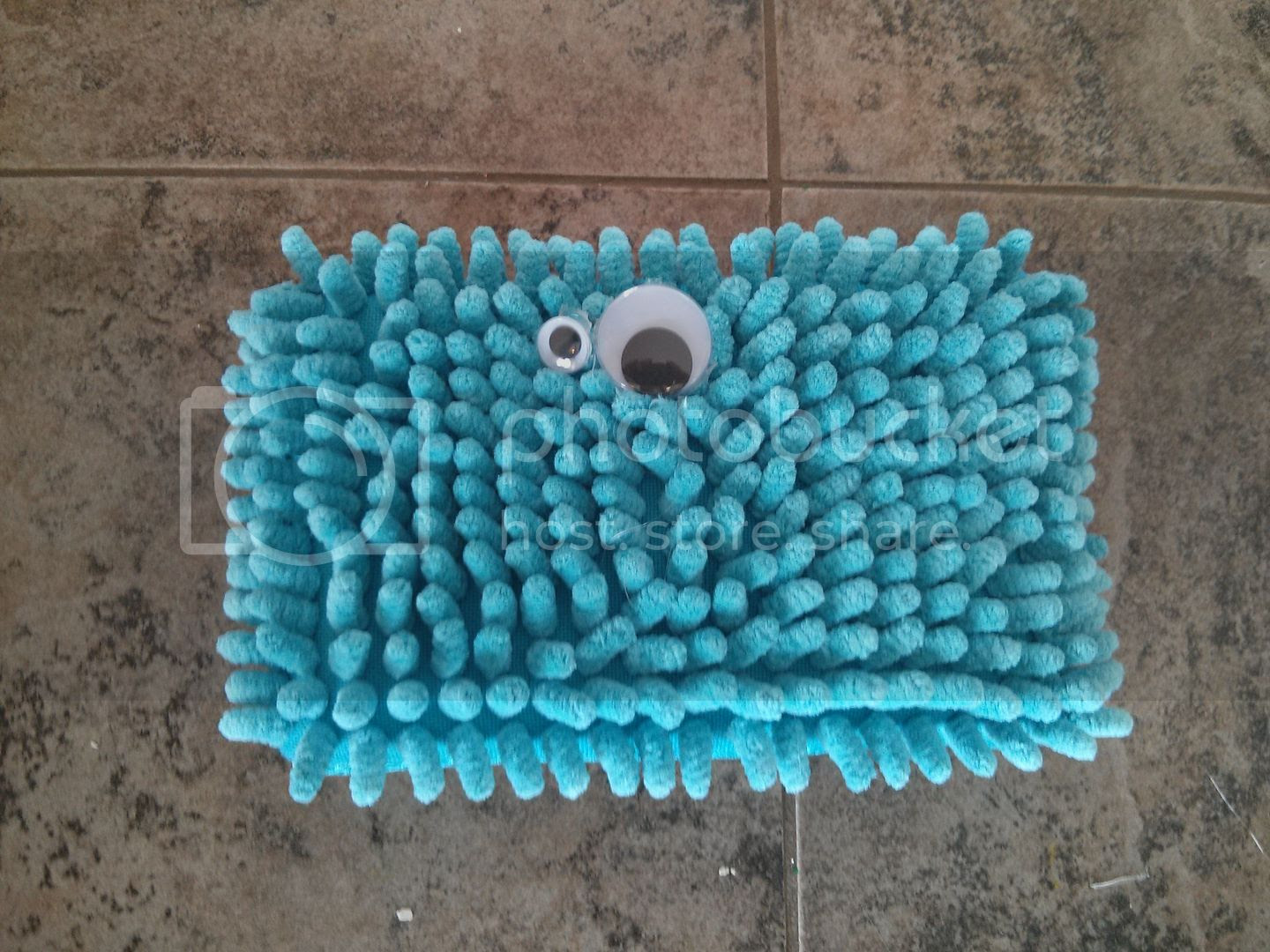 googly eye crafts for little boy's monster birthday party