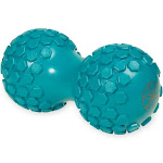 Gaiam Restore Back Roller, Dual-Zone