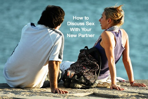 How to Discuss Sex With Your New Partner - Last First Date