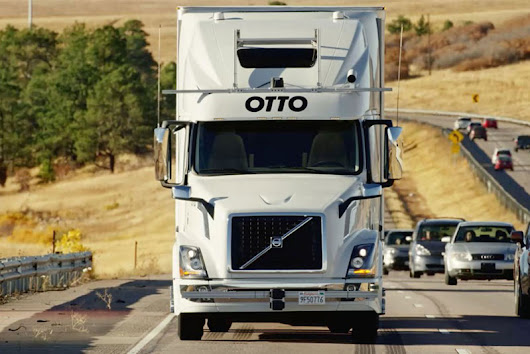 Deep Learning Accelerates Self-Driving Truck Revolution | Trucks.com