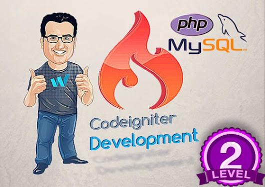 I will fix and create website using codeigniter