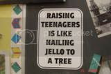 Raising teenagers.. Pictures, Images and Photos
