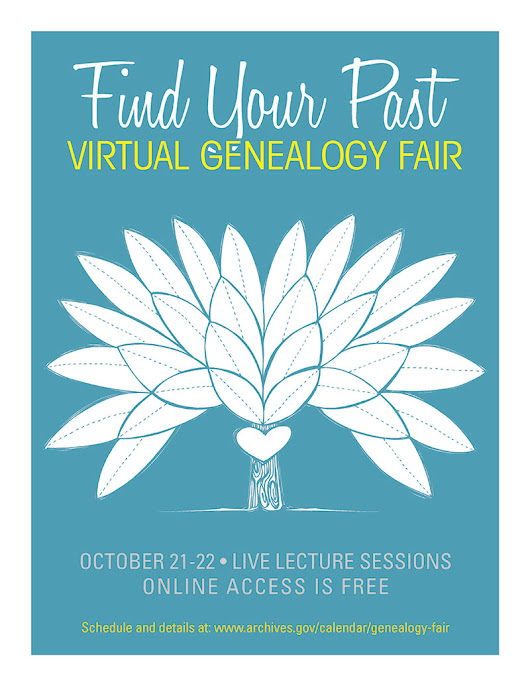 National Archives Virtual Genealogy Fair