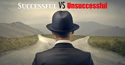 Here's The Biggest Difference Between A Successful And Unsuccessful Person - T. Harv Eker