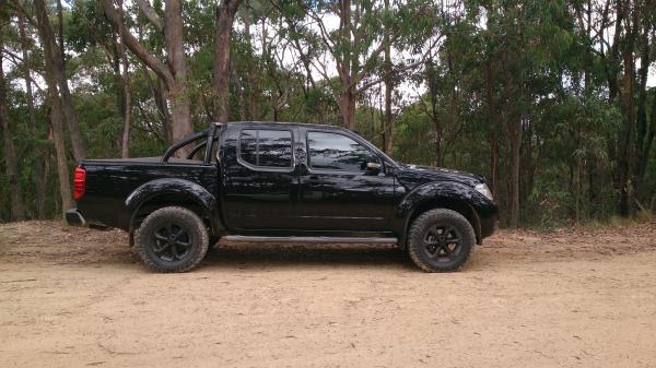 Nissan-Navara.net - View Single Post - A690 Durham. Black D40, blk ...