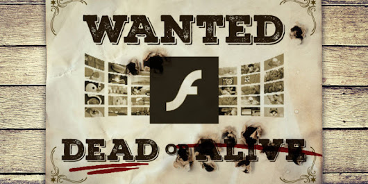 Adobe ending Flash support at the end of 2020