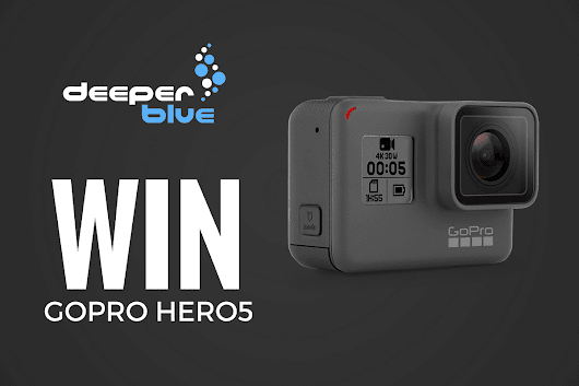 Win A GoPro Hero5 – DeeperBlue.com