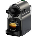 Breville Nespresso Inissia Single-Serve Espresso Machine in Titanium, Gray