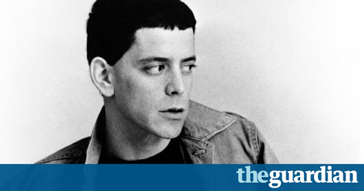 The year I hung out with Lou Reed at university | Life and style | The Guardian