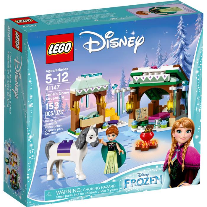 LEGO Anna's Snow Adventure Set 41147 | Brick Owl - LEGO ...