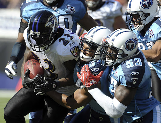 Talking Ravens-Titans with former Titans All-Pro Keith Bulluck