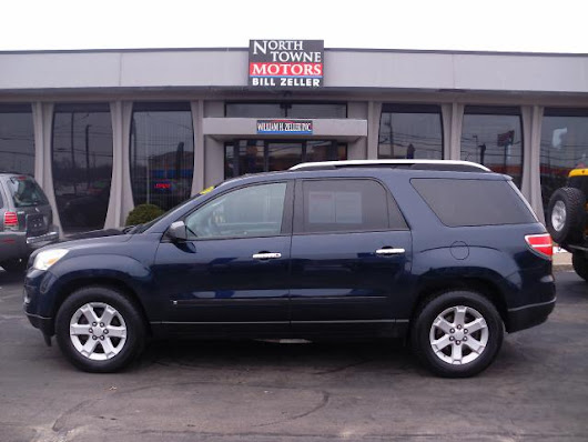 Used 2007 Saturn Outlook for Sale in Defiance OH 43512 Northtowne Motors