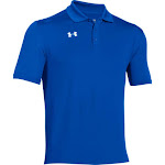 Under Armour Men's Volleyball Team Armour Polo - Royal - X-Large
