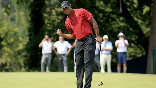 Watch: Highlights from Tiger Woods' Rd. 4 at the 2018 PGA Championship | Golf Channel