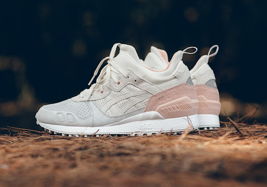 ASICS GEL-Lyte MT Cream Pink | SneakerNews.com