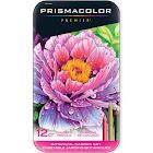 Prismacolor Botanical Garden Colored Pencil Set - 12 count
