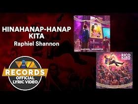 Hinahanap-hanap Kita by Raphiel Shannon [Official Lyric Video]
