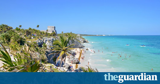 How rich hippies and developers went to war over Instagram's favourite beach | News | The Guardian