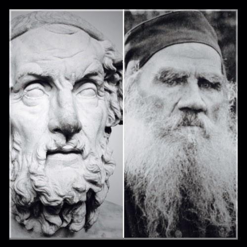 Tolstoy and Homer