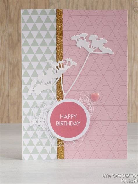 Using Dies for Card Making   Free Paper download   Anna