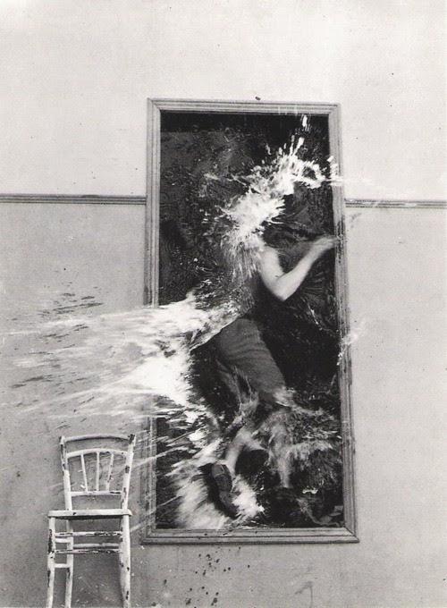 floresenelatico:  Jean Cocteau. La Sang d'un Poète, 1930. Production: Vicomte de Noailles.