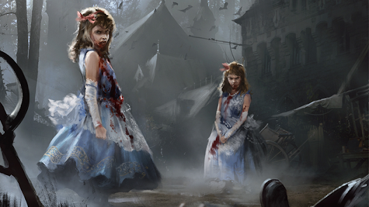 Bask in the Gothic Glory of This Haunting Magic: The Gathering Art