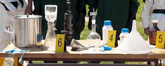 METH LAB DANGERS | BIO-TEC | CRIME SCENE CLEANUP