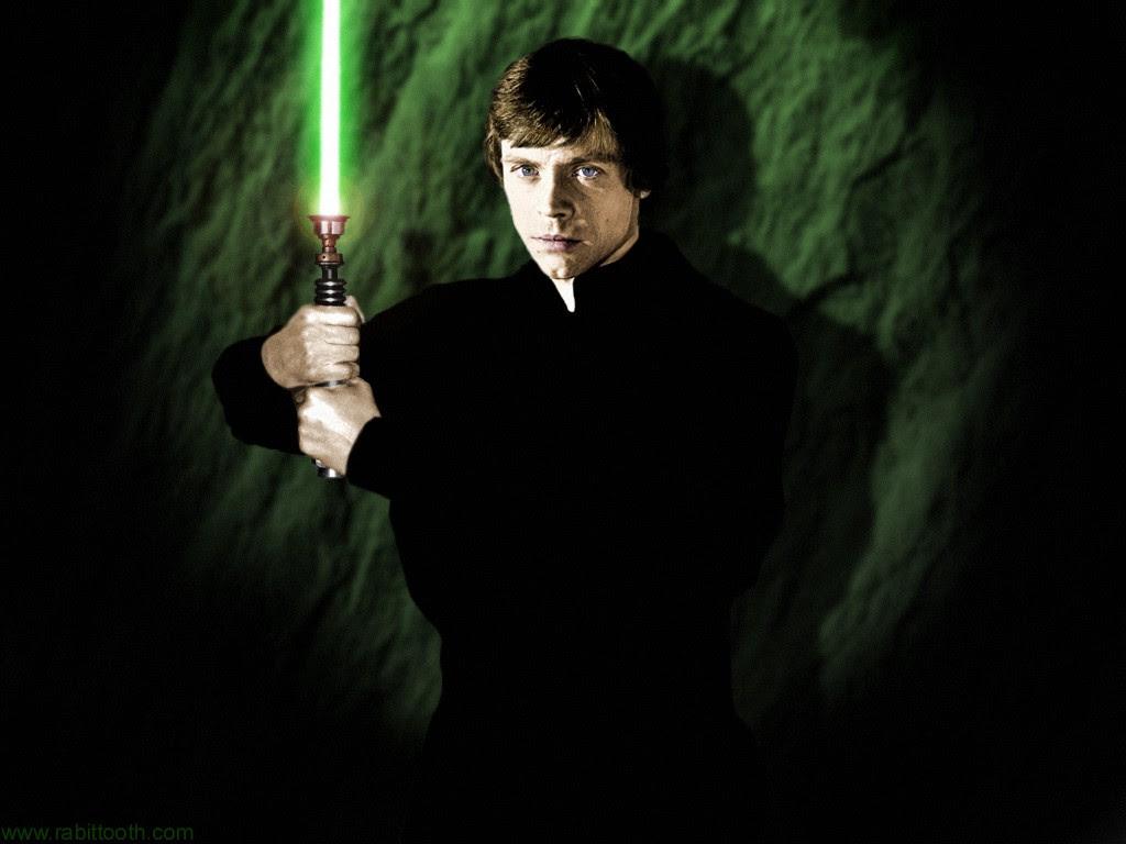 Luke Skywalker Star Wars Return Of The Jedi Wallpaper 40868582