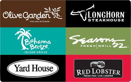 Get 10% Cash Back Plus A $20 Gift Card When You Spend $100 On Darden Restaurant Gift Cards at TopCashBack - FabGrandma