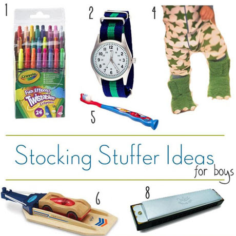 stocking stuffers for kids boys
