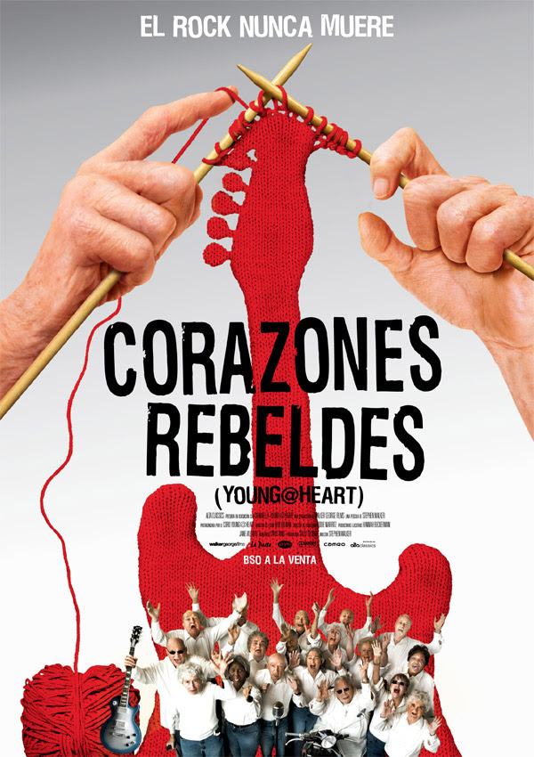 Corazones rebeldes (Stephen Walker, 2.007)