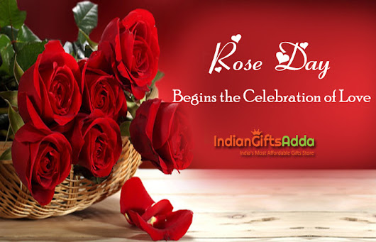 Rose Day – Begins the Celebration of Love