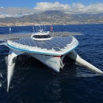 PlanetSolar The World_s Largest Solar Powered Boat Docks in Hong Kong 4
